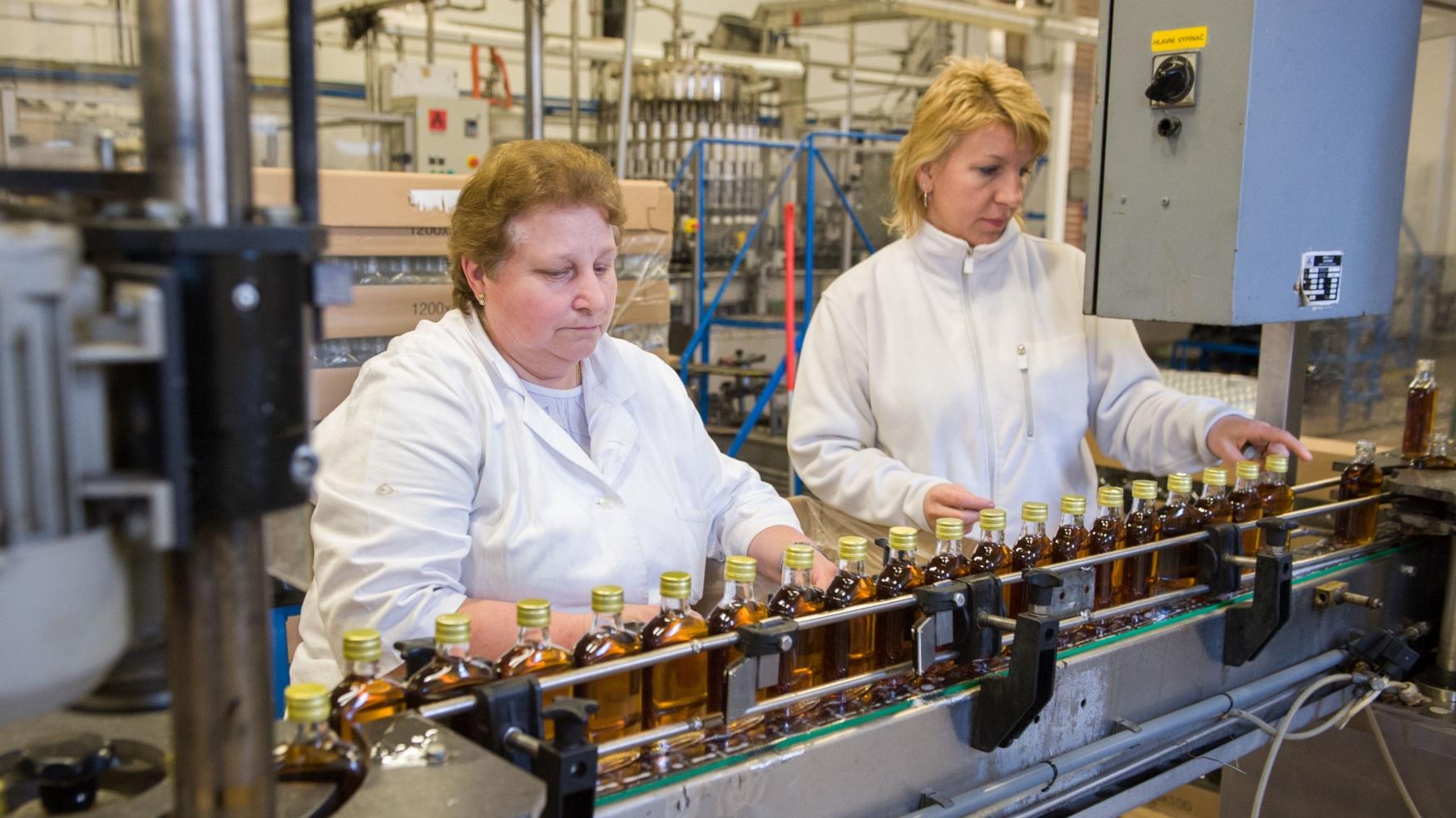 Výroba rumu