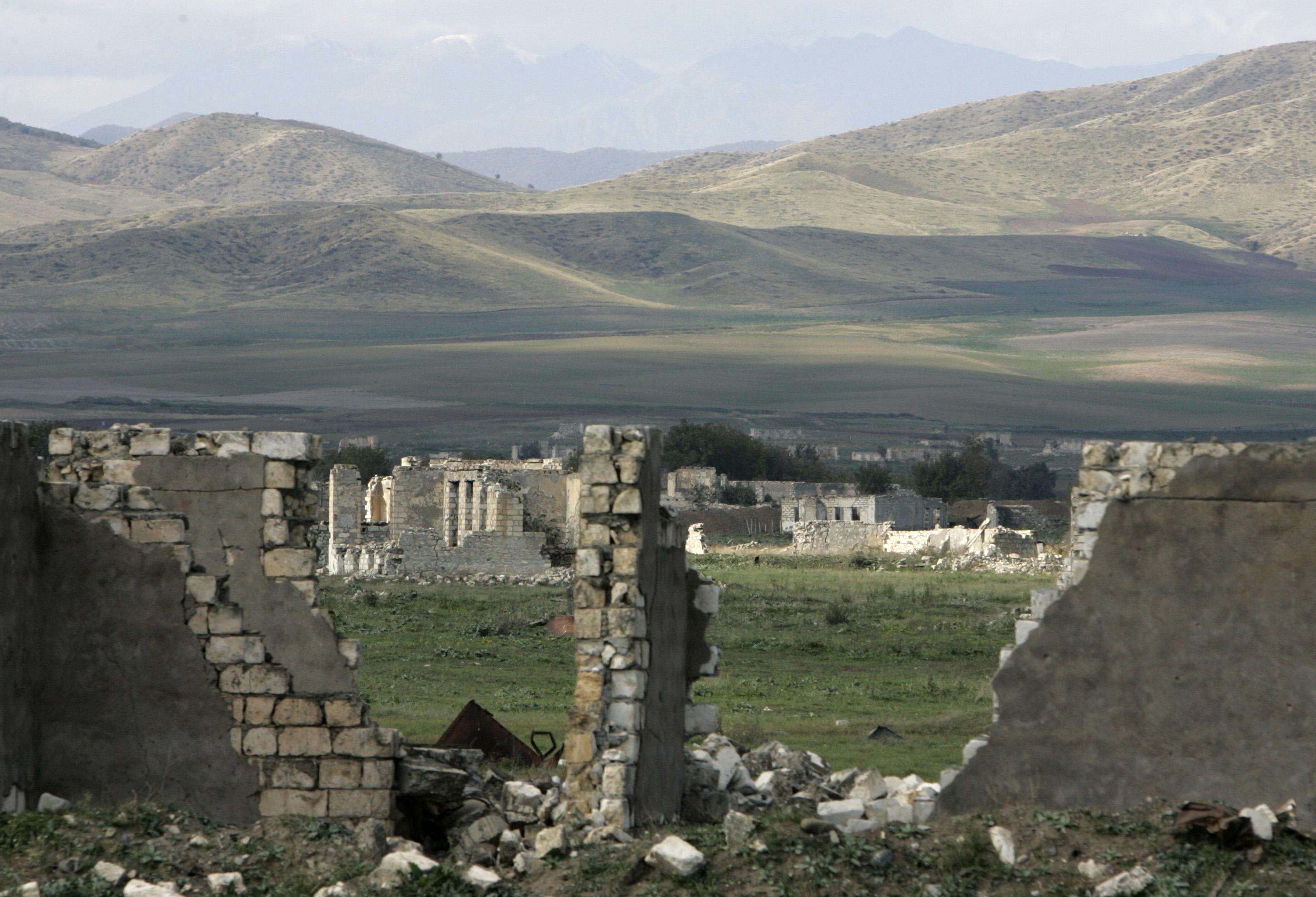 Thumbnail for Náhorní Karabach schválil novou ústavu i název Arcach