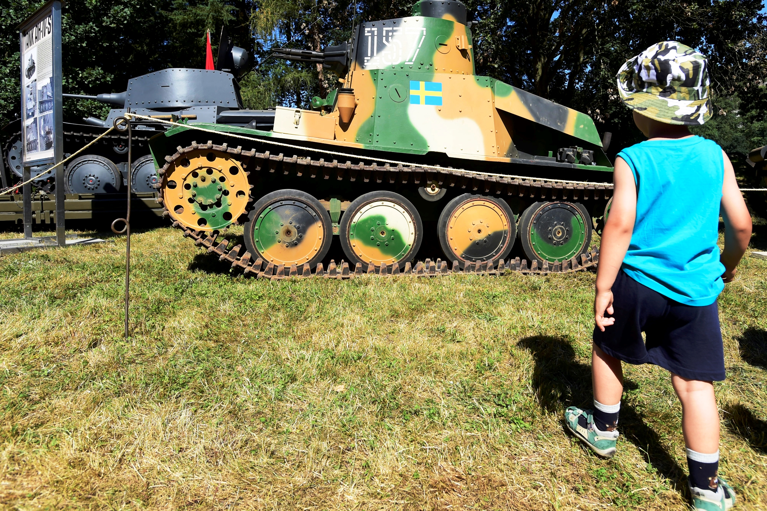 Tankový den