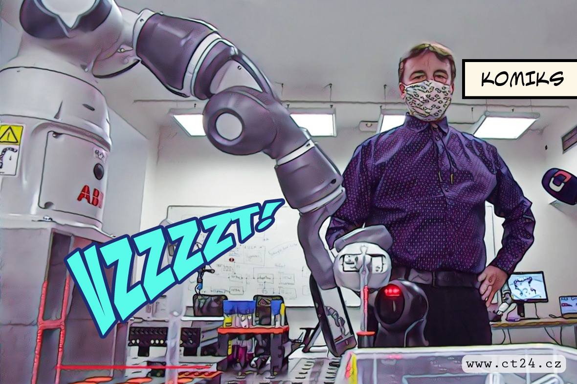 roboți care ajută la câștig