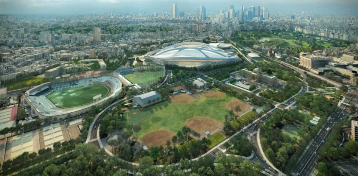 PODÍVEJTE SE: Japonci zlevňují olympijský stadion