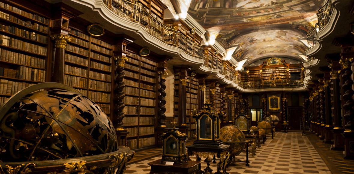 Obrazem: Zažít knihovnu jinak