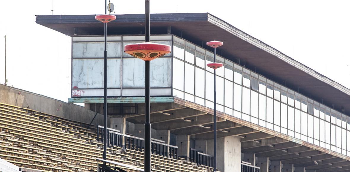 Nejdražší parcela budoucnosti: Ustoupí strahovský stadion bagrům?