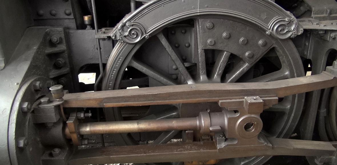 V Chomutově jsou mimořádně k vidění staré vlaky