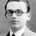 Kurt Gödel v roce 1925