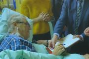 Miloš Zeman v nemocnici