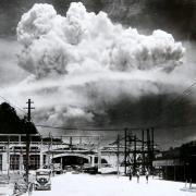 Výbuch atomové bomby nad Nagasaki - 9.8.1945
