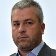 Ředitel Lékařů bez hranic v ČR Pavel Gruber