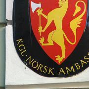 Norská ambasáda