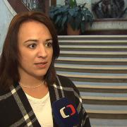 Náměstkyně ministerstva pro místní rozvoj Olga Letáčková