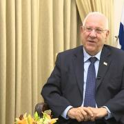 Izraelský prezident Rauven Rivlin