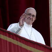 František během Urbi et Orbi