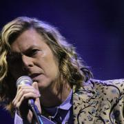 David Bowie v roce 2000