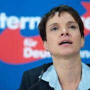 Šéfka AfD Frauke Petryová