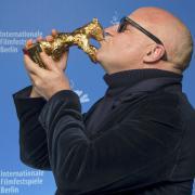Gianfranco Rosi se Zlatým medvědem