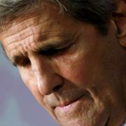 John Kerry v Hirošimě
