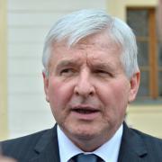 Guvernér ČNB Jiří Ruskok