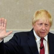 Šéf britské diplomacie Boris Johnson