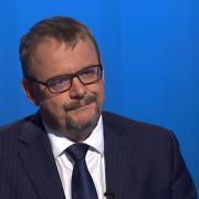 Mistr dopravy Dan Ťok (Ano) v Interview ČT24