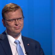 Bělobrádek v Interview ČT24