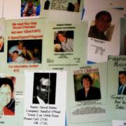 Některé z obětí teroristického útoku