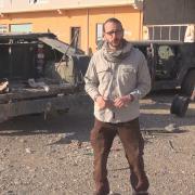 Jakub Szántó v Iráku