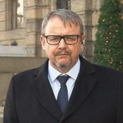 Dan Ťok (nestr. za ANO), ministr dopravy