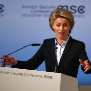 Německá ministryně von der Leyenová