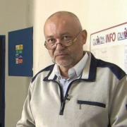 Zdeněk Plaček, majitel ubytovny