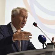 generální tajemník Rady Evropy Thorbjørn Jagland