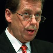Václav Havel v roce 1997