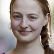 Anna Václavíková z iniciativy Dollars of Colours v Ostravě