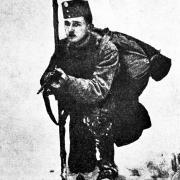František Noha na ruské frontě