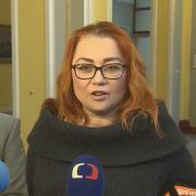 Místopředsedkyně Asociace koncesionářů v taxislužbě Karolína Venclová
