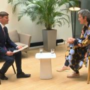 Rozhovor Lukáše Dolanského s Margrethe Vestagerovou