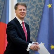 Tomáš Prouza, státní tajemník pro evropské záležitosti a vedoucí pracovní skupiny k sankcím