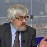 Předseda Nejvyššího soudu Pavel Šámal