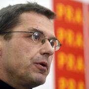 Václav Novotný k mimořádnému jednání pražské rady