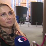 Dita Charanzová /nestr. za ANO/, europoslankyně