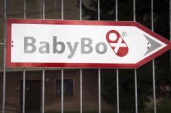 Babybox v klatovské nemocnici