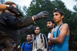 Uprchlíci v Bavorsku