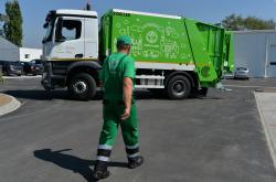 Svoz odpadu zajišťuje společnost Čistá Plzeň