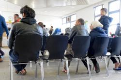 Čekatelé na azyl v Německu