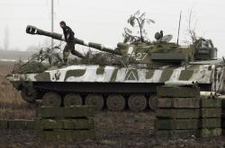 Separatisté v Donbasu
