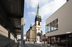 Kostel Nanebevzetí Panny Marie v Ústí nad Labem