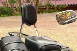 Doplňky na motorce