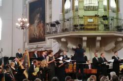 Collegium 1704 se Salcburskou mší na Salcburském festivalu