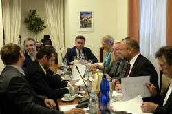 Vyšetřovací komise k reformě policie