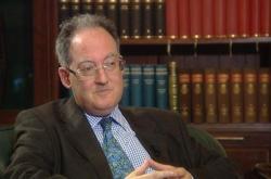 Komentátor deníku Financial Times Gideon Rachman