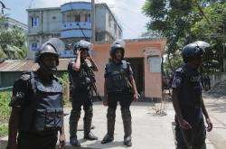 Bangladéšská policie